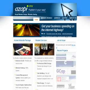 Azapi Website Services