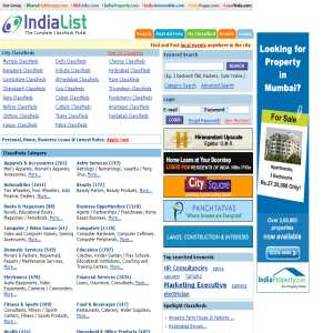 Free Indian Classifieds