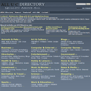 AllUcDirectory.com - Quality above all